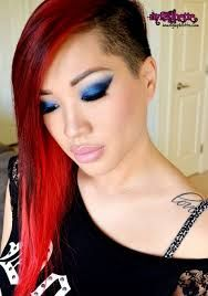 quarter shaved womens hairstyles - Google Search