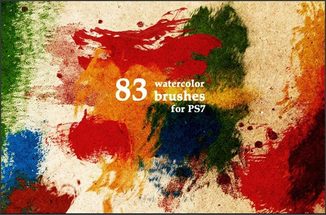 25 Free Ink Paint And Blood Splatter Adobe Photoshop Brush Sets
