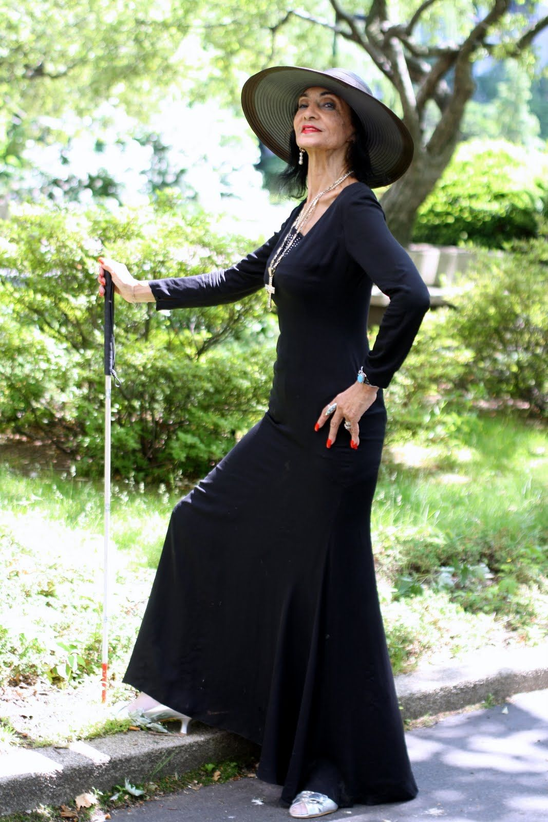 dresses for women over 70 - stylish looks | old, bold and eminently