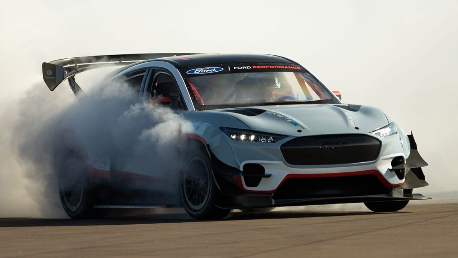 Seven Motor Ford Mustang Mach E 1400 Is An Electric Thrill Ride In