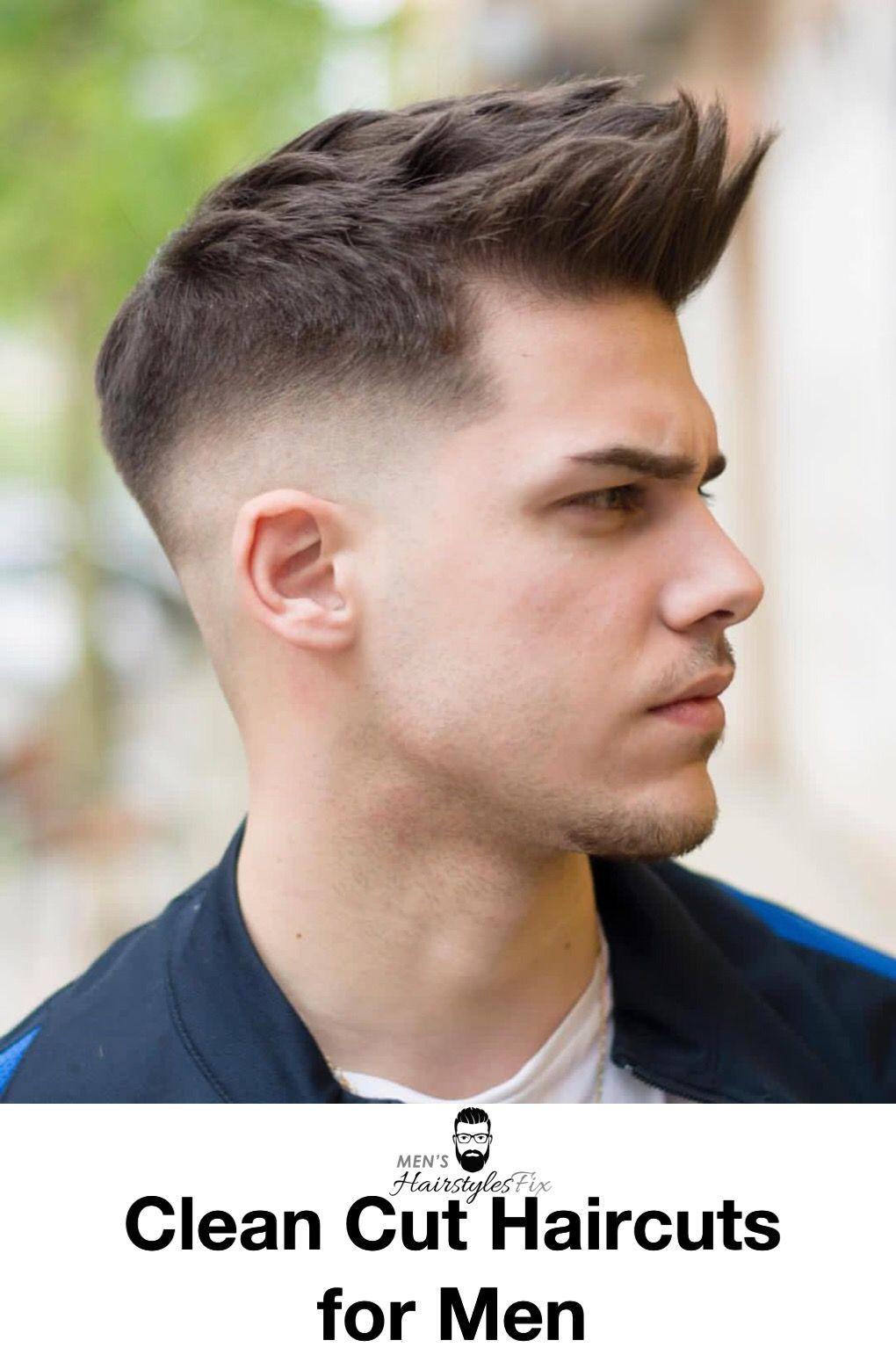 40 Simple Regular Clean Cut Haircuts For Men Best Hairstyles