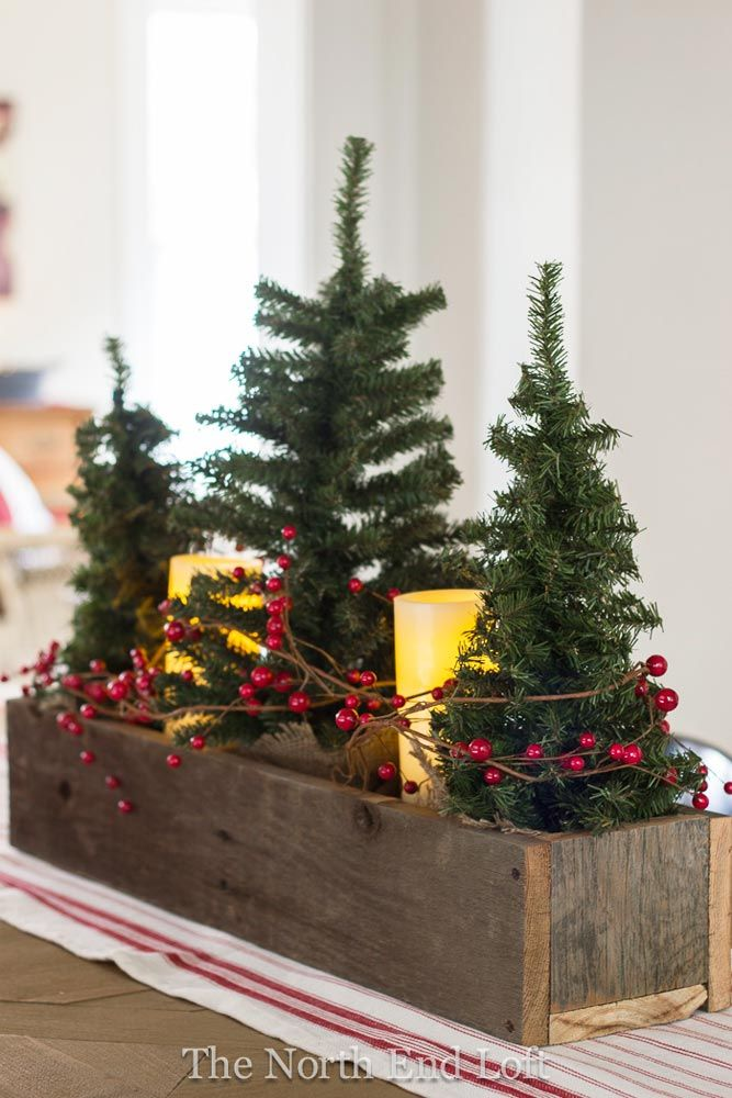 42 Simple Holiday Centerpiece Ideas Centerpieces, Holidays and