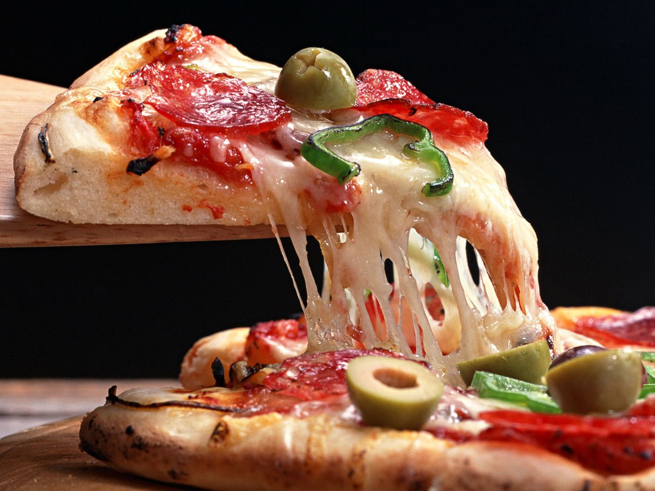 pizza wallpaper ultra high quality wallpapers | hd wallpapers