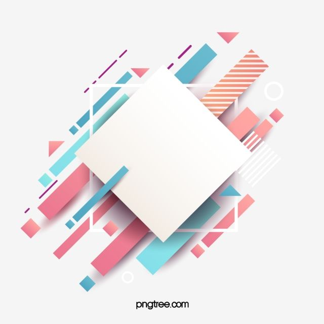 Abstract Minimalistic Geometric Border Abstract Simple Geometric Png And Vector With Transparent Background For Free Download Desain Banner Kartu Nama Manajemen Pengetahuan