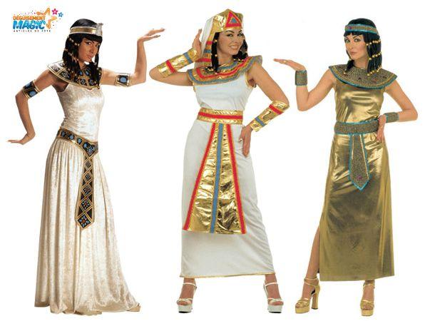 Transformez vous en reine d 39 egypte alias cl op tre le temps d 39 une soir e d guis e a d couvrir - Idee theme soiree deguisee ...