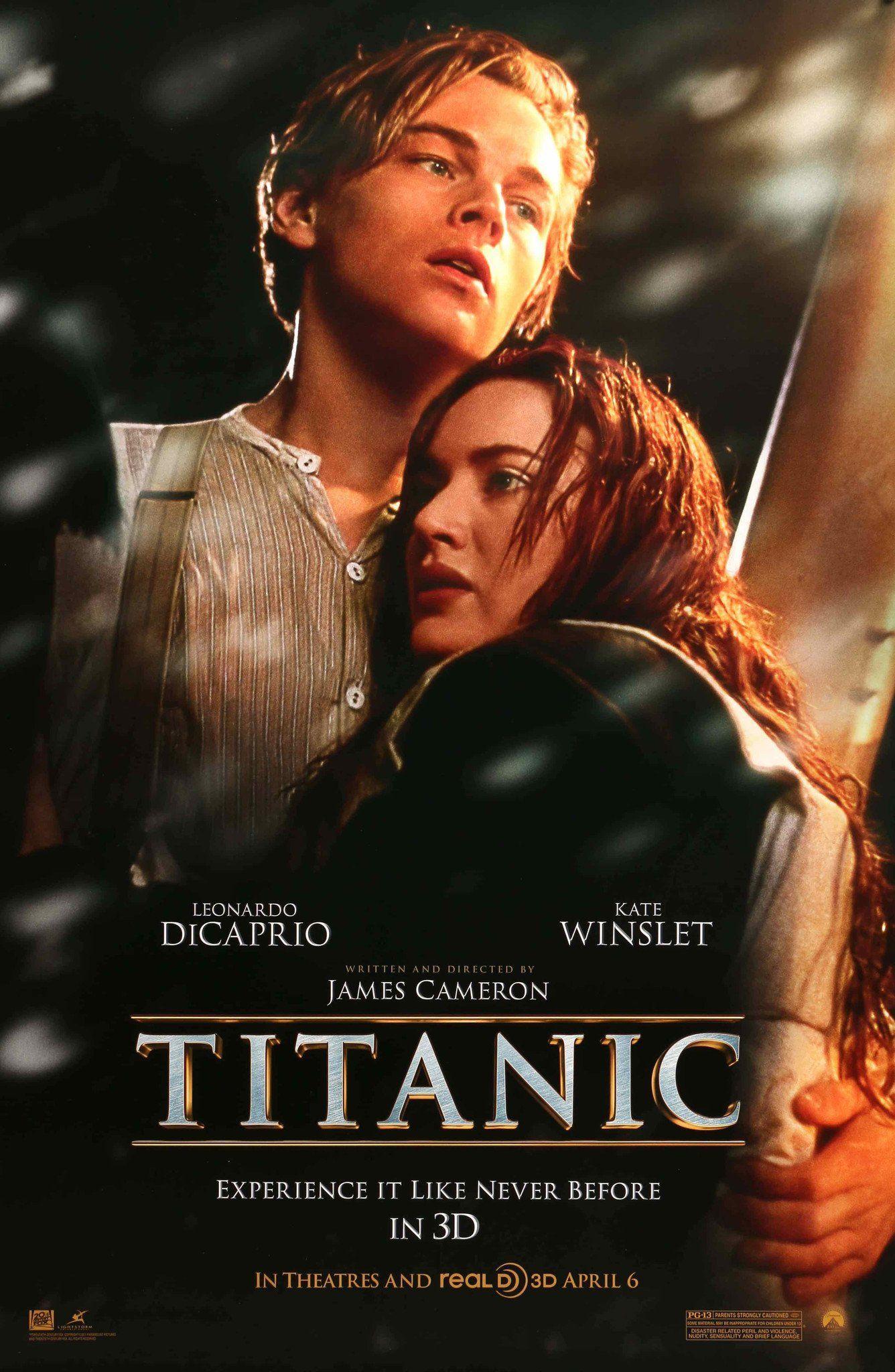 Titanic (1997) Dual Audio {Hindi-English} 480p   720p   1080p
