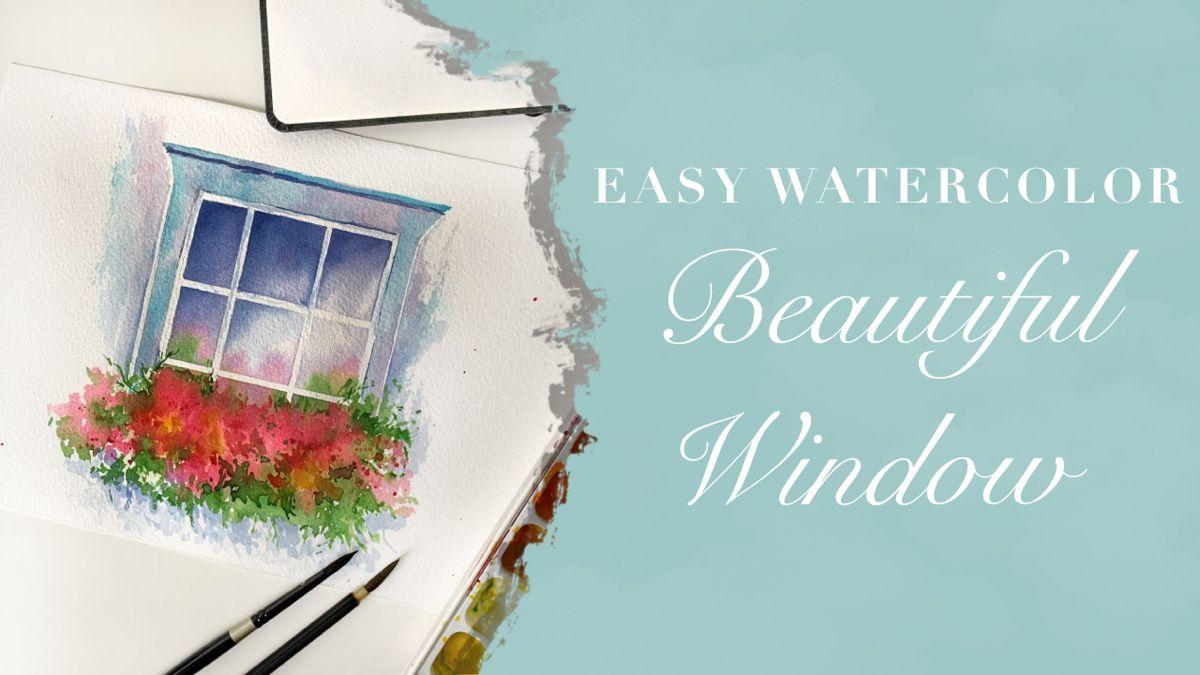 #watercolorarts #watercolortechniques