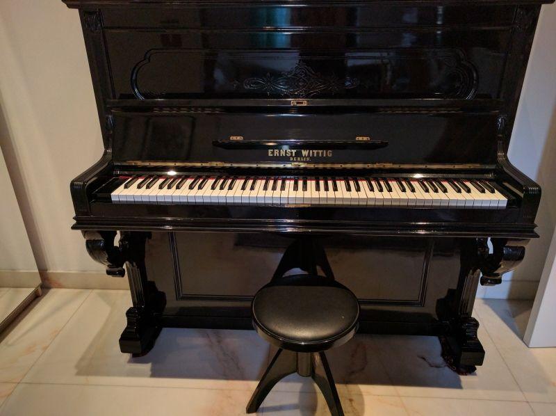 Pianoforte Schulze Pollman 113E Moderno | Tutti gli strumenti ...