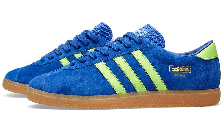 fc0d62217616 adidas Bern OG Blue Green. Find this Pin and more ...