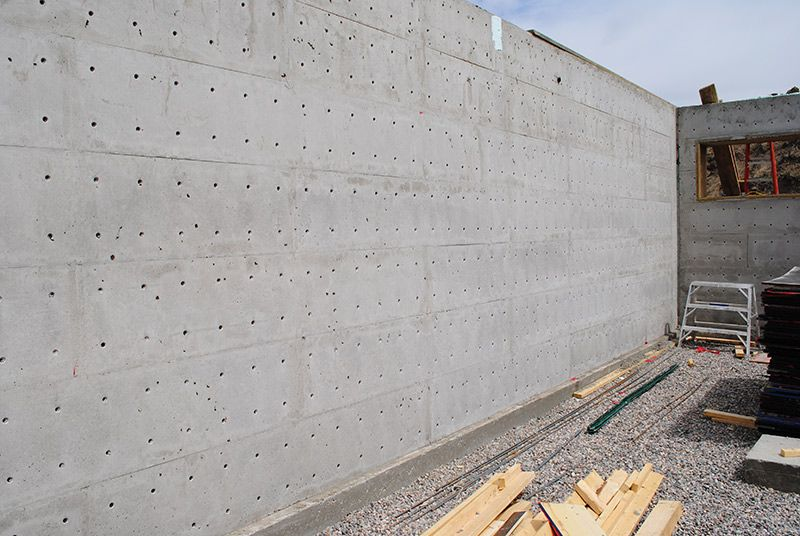 Related Image Basement Walls Modern Exterior Icf Foundation