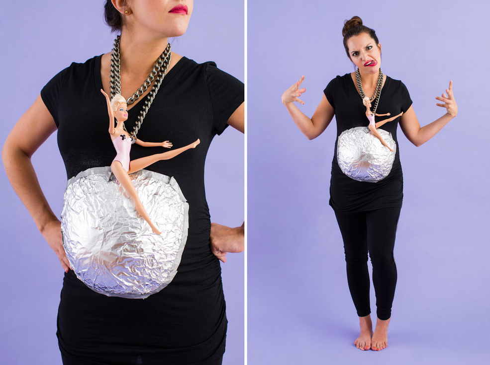 8 diy maternity halloween costumes for pregnant women pinterest vanessbailey easy way to make the wrecking ball haha 8 diy maternity halloween costumes for pregnant women wrecking ball solutioingenieria Choice Image