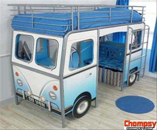 Etagenbett Bus : Wie aus einem doppeldeckerbus ein wohnmobil wurde u camperleben