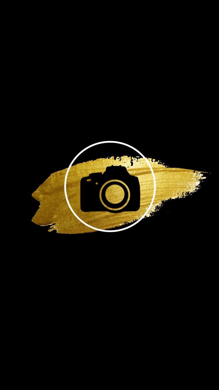 Highlights For Instagram Photo Photographer Photo Camera Molde
