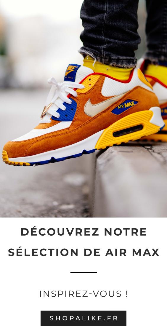 Nike 2019Chaussures Air Tendance Boutique Max Pour En Ligne In m0Nnv8w