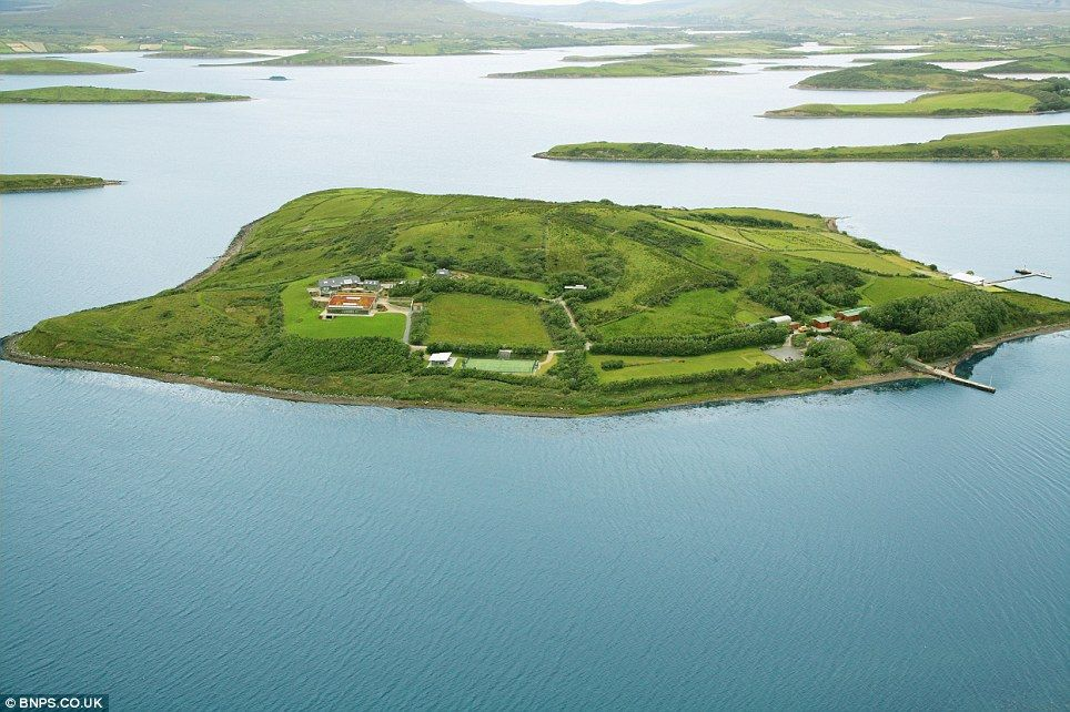 For Sale Inish Turk Beg Island Surprisingly Came On The Market After The Owner Entered Financial Trouble