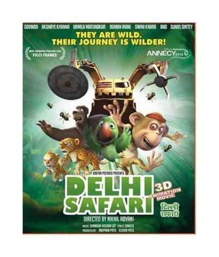 Delhi Safari full movie in hindi hd 720p