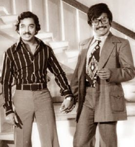 We wont compromise : Kamal & Rajini Kanth Kamal Hassan and Rajini Kanth these two were eyes of the south indian fim industry , these two shared