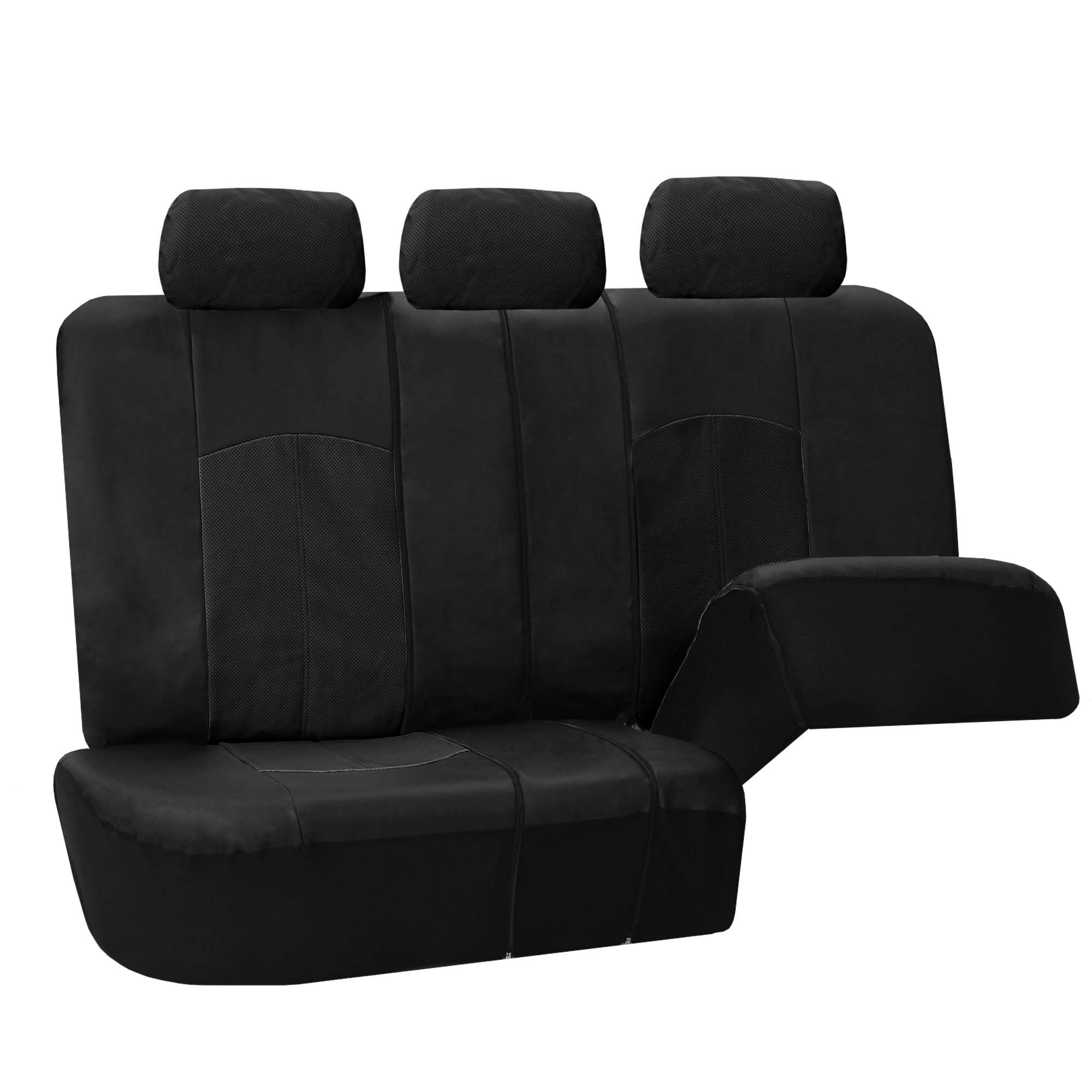 Fh group fhpu008115 perforated leatherette full set car