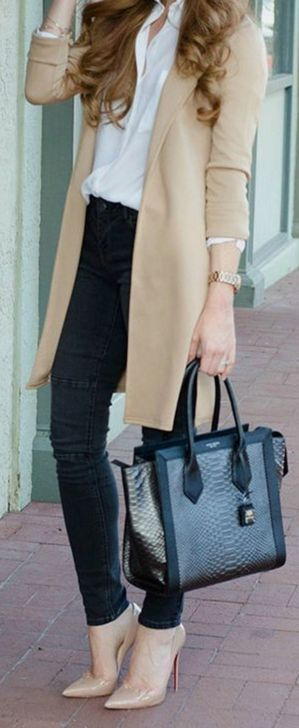 99 Pretty Women Work Outfit Ideas For Winter -   11 hijab style for work ideas