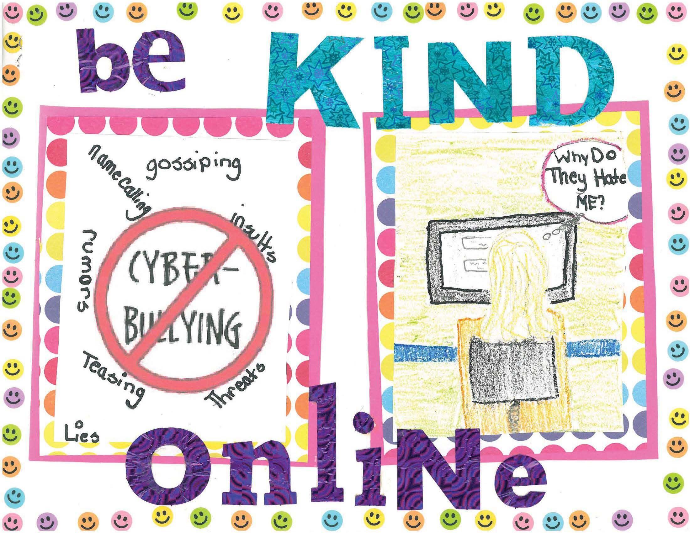 Poster Cyberbullying