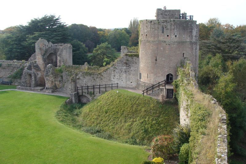 Caldicot Castle, Chepstow, Monmouthshire, Southeast Wales   United Kingdom