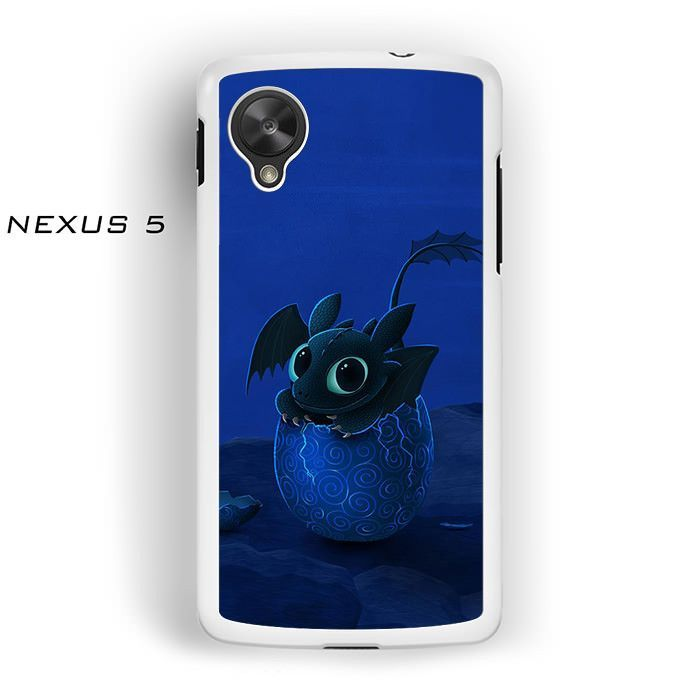 train your dragon night fury for Nexus 4/Nexus 5 phonecases