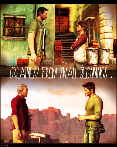 Purpose The Uncharted Franchise Is My Number 1 Video Games At The
