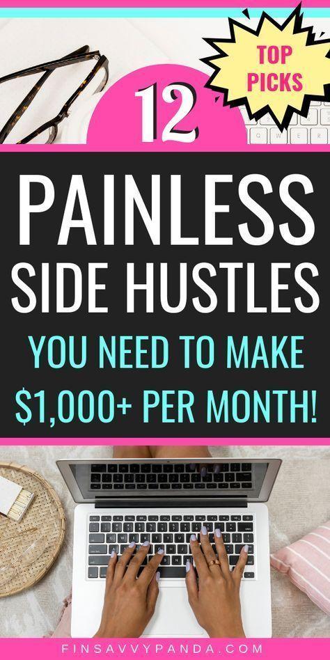 11 Dinge, die wir getan haben, um zusätzliches Geld zu verdienen (wie man schnell zusätzliche 1.000 USD verdient)   – Side Hustles