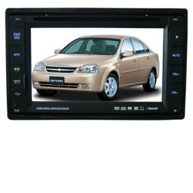 6 2 Car Dvd Player For 02 08 Buick Excelle Chevrolet Lacetti