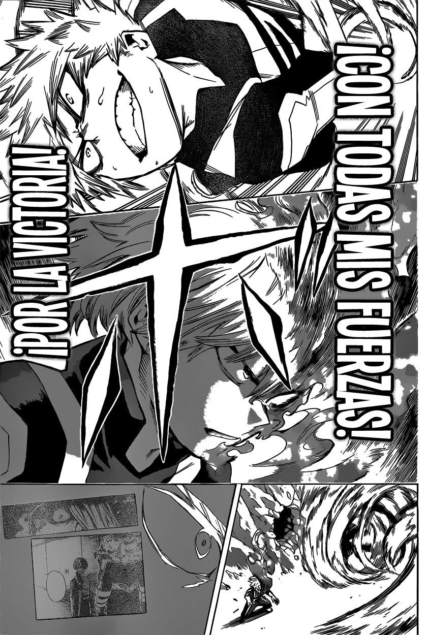 Boku no Hero Academia Capítulo 43 página 13 - Leer Manga en Español gratis en NineManga.com