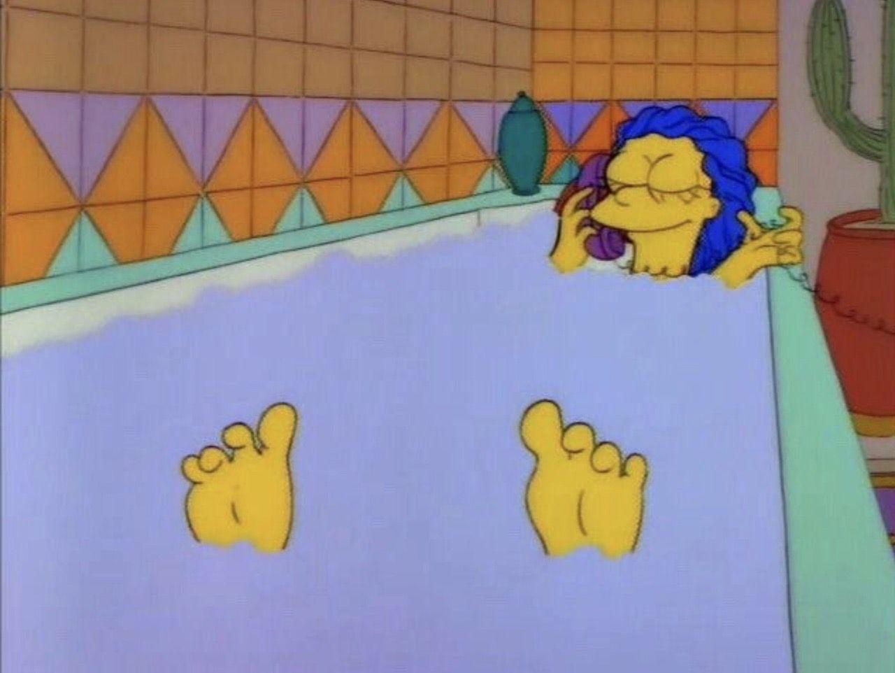 Pin de WEIRDLAND TV en The Simpsons en 2020 | Imágenes de ...