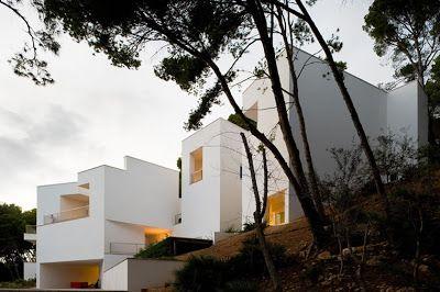Hablemos un poco de todo: Casa en Mallorca, Álvaro Siza