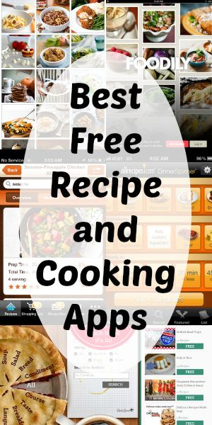 Best free recipe and cooking apps recipes the yum pinterest best free recipe and cooking apps forumfinder Gallery