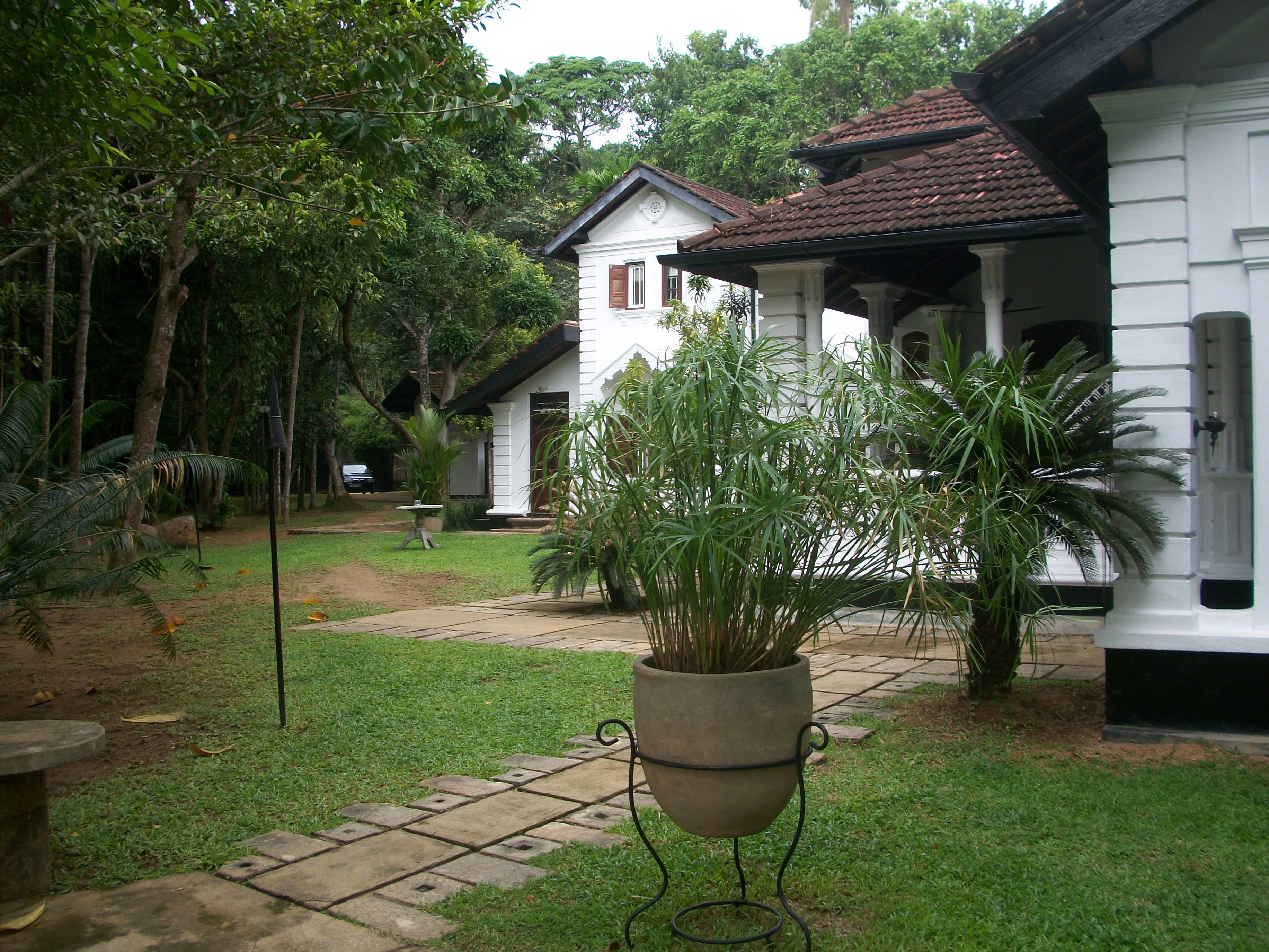 Old Sri Lankan house