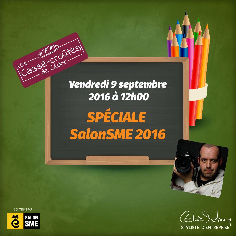 #SalonSME 2016