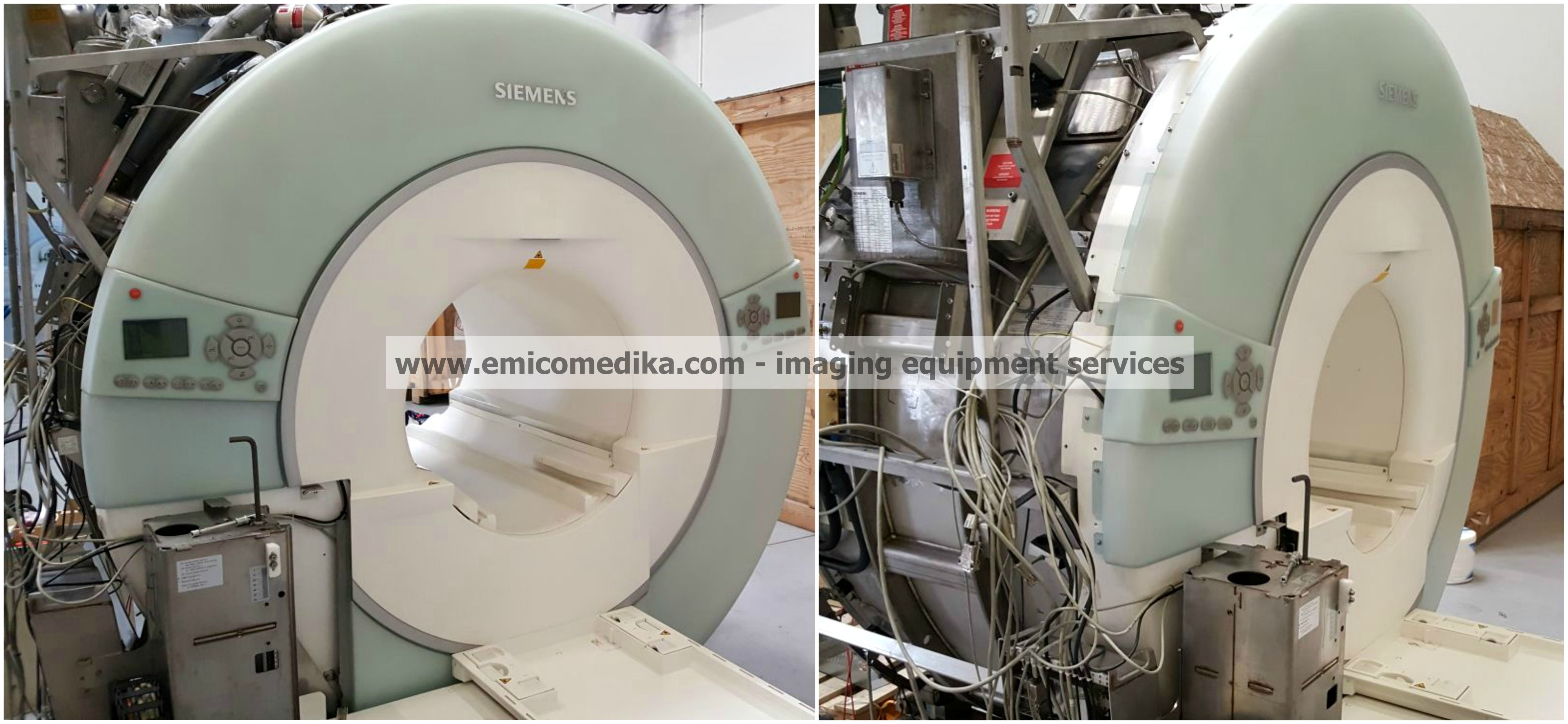 Our staff offers full MRI cooling system troubleshooting and repair