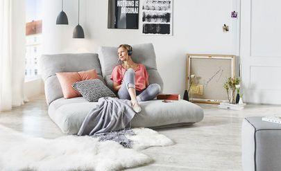 relaxliege mit schlaffunktion m bel kraft wohnen pinterest. Black Bedroom Furniture Sets. Home Design Ideas