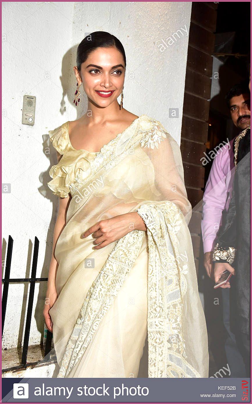 Mumbai India 19th Oct 2017 Indian Film Actress Deepika ...