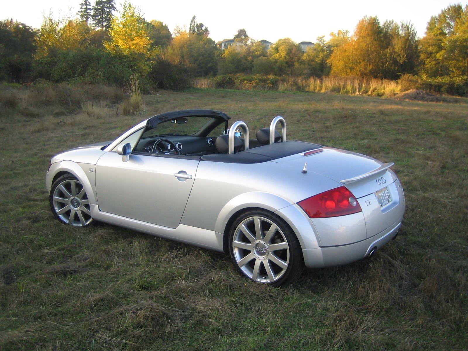 Kelebihan Audi Tt 2001 Tangguh