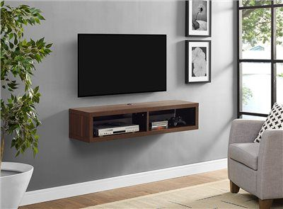 Marvelous Martin Home Furnishings 48 Shallow Wall Mounted TV Shelf | Wayfair | Home  Sweet Home | Pinterest | Wall Mount Tv Shelf, Mounted Tv And Tv Shelf