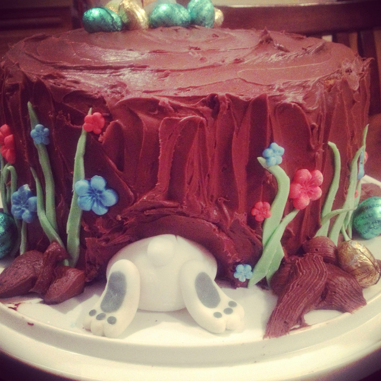 Easter cake  Pinterest inspired :)