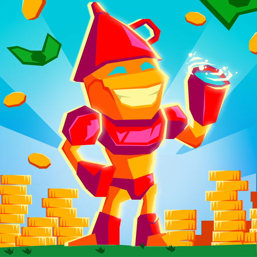 Idle Hero Clicker Game Win the epic battle v1.6.3 (Mod