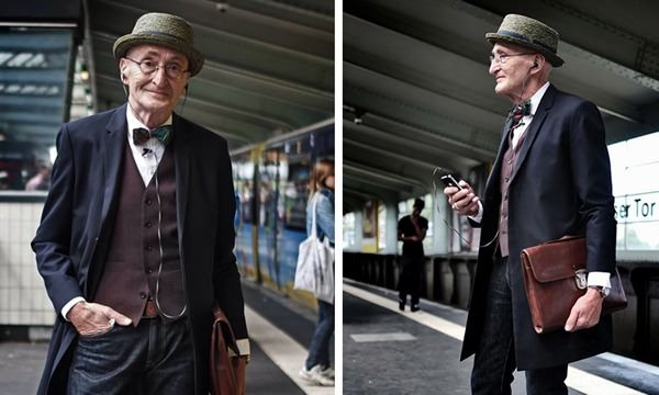 686 Best Images About Hipster Tattoos On Pinterest: This 104 Years Old Hipster Grandpa Has More Style And Swag