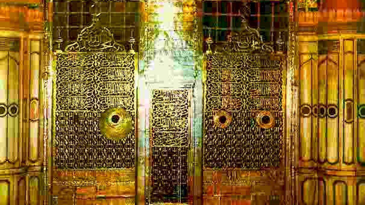 أين يقع قبر الرسول عليه الصلاة و السلام Makkah Bottles Decoration Pakistan Zindabad