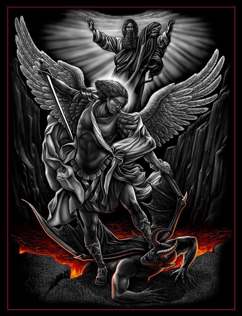 Michael the Archangel | Cholo Nation