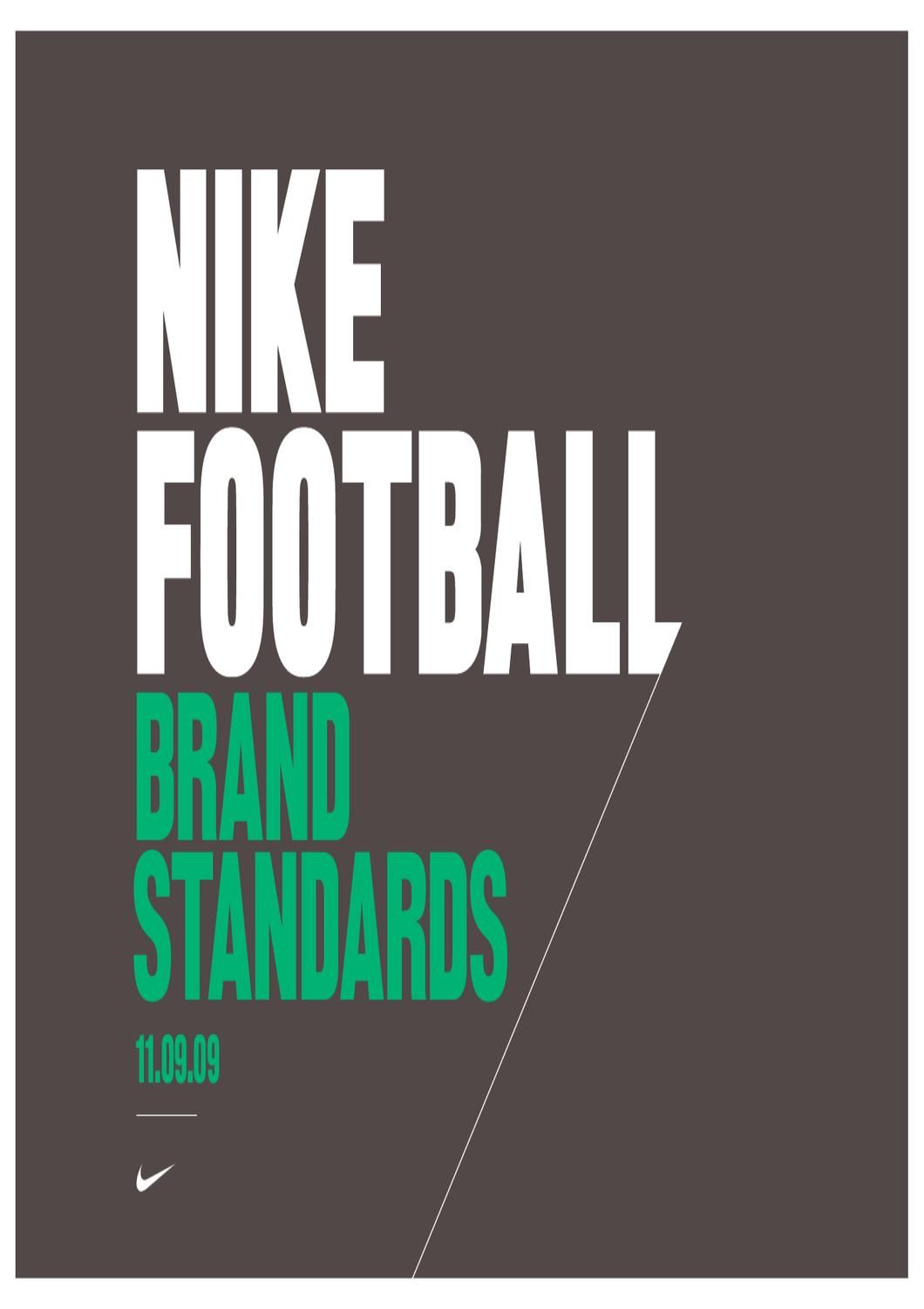 hot sale online united states website for discount Brandbook Nike Football | Brand book, Nike football, Brand guidelines