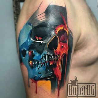 @bulletbg #bestattooartists