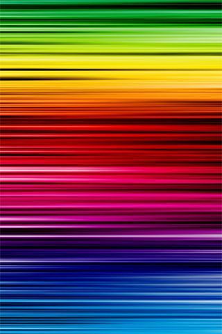 Rainbow Colour Bands Iphone Wallpaper Rainbow Colors Rainbow