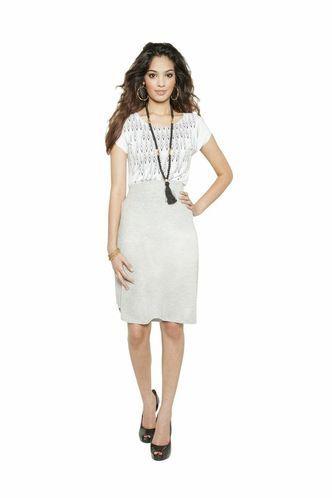 Keo: Upcycled Grey Short Skirt - @Raven + Lily