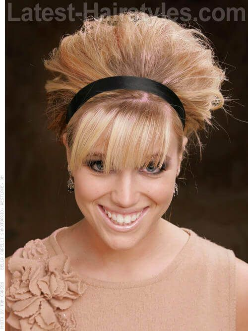 28 Perfect Hairstyles for Straight Hair in 2020 | Hair styles, Trendy hairstyles, Straight ...